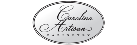 Carolina Artisan Cabinetry logo.