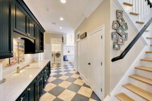 Wellborn Bridgeport hallway cabinet.