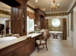 Wellborn Davenport 4 bathroom area cabinet.