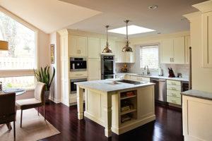 Wellborn Hanover 4 kitchen area.