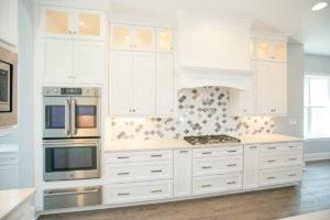 Wellborn Henlow 8 kitchen counter cabinet.