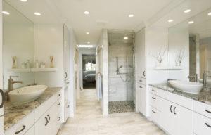 Wellborn Milan 6 bathroom are cabinet.